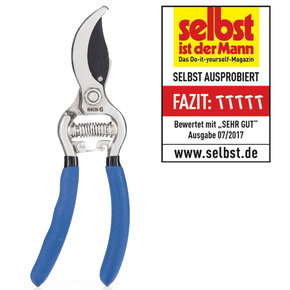 SKS 6 Tradition 17cm Blau/Beschichtet
