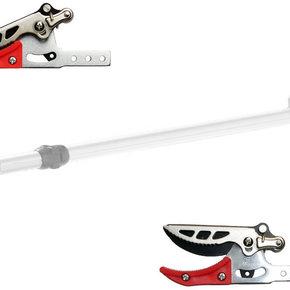MASTER Ersatzschneideköpfe 2x für Schneidebutler rosenpräsentierschere B1 & Schneidebutler Obst- und Gehölzschere teleskopierbar BF1