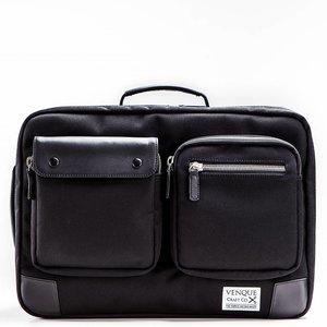 Venque Briefpack XL - Zwart BE