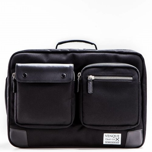 Venque Briefpack XL - Black BE