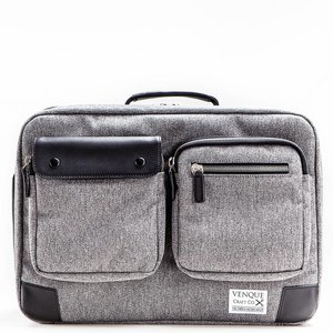 Venque Briefpack XL - Gray BE