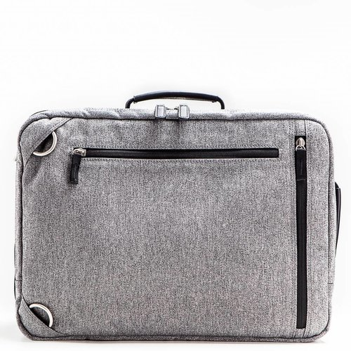 Venque Briefpack XL - Grijs BE