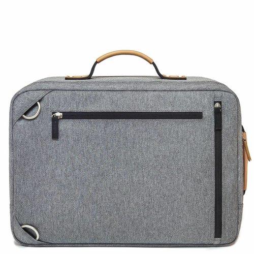 Venque Briefpack XL - Grijs