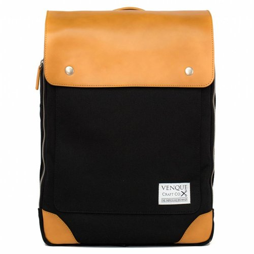 Venque Flat mini - Zwart