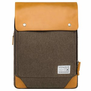 Venque Flat mini - Brown