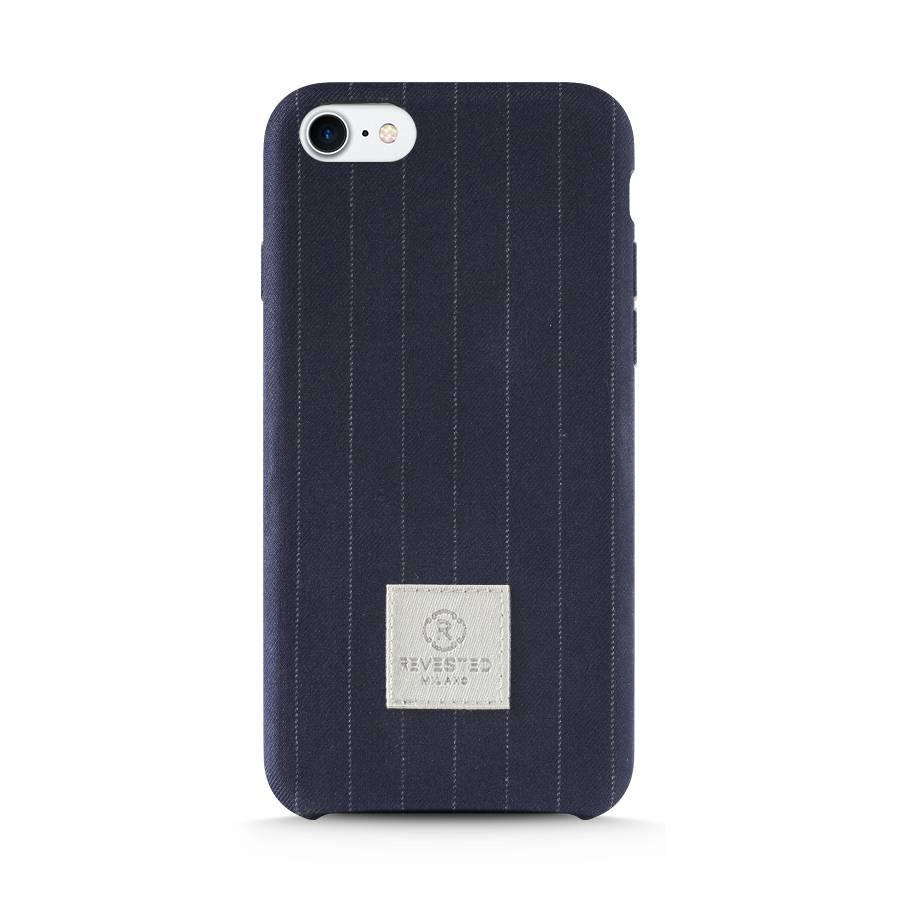 iPhone 7/8 Hoesje - Pinstripe Blue