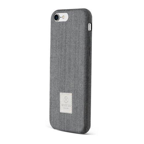 Revested iPhone 7/8 Case - Herringbone Gray