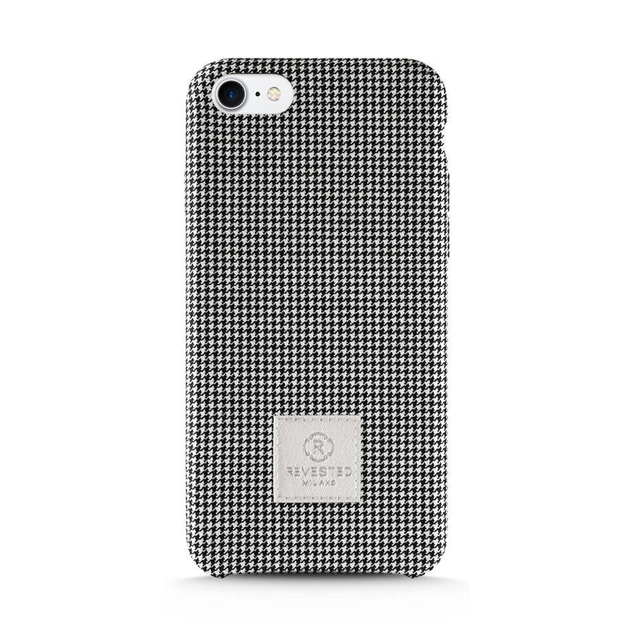 iPhone 7/8 Plus Hoesje - Pied de Poule