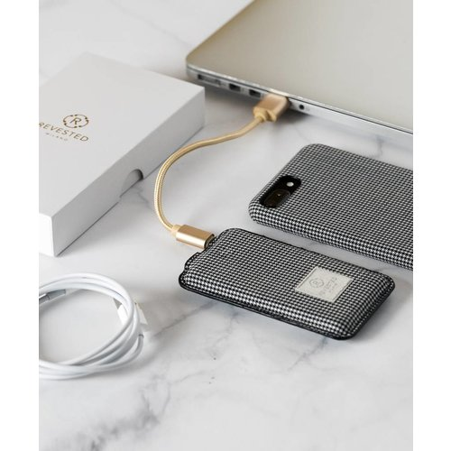 Revested Power Bank - Pied de Poule