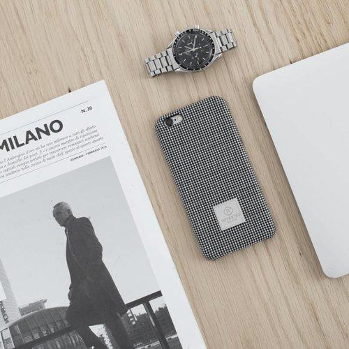 Revested iPhone 7/8 Plus Hoesje - Pied de Poule