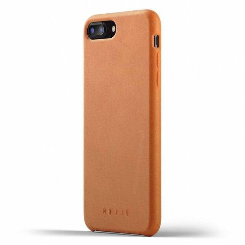 Mujjo Leren Hoesje voor iPhone 7/8 Plus - Bruin
