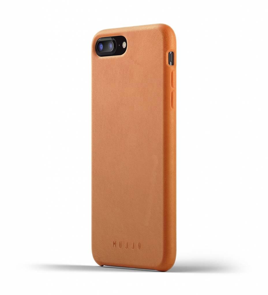 Leren Hoesje voor iPhone 7/8 Plus - Bruin