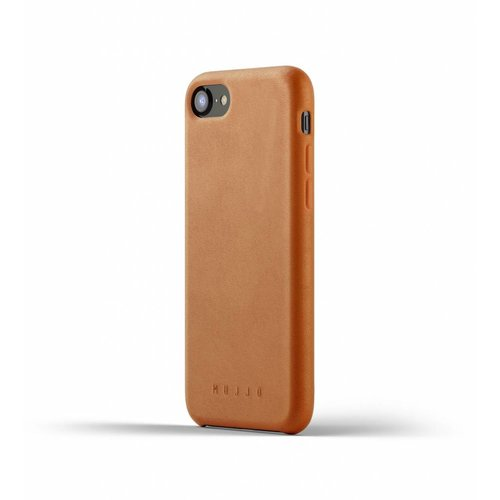 Mujjo Leather Case iPhone 7/8 - Brown