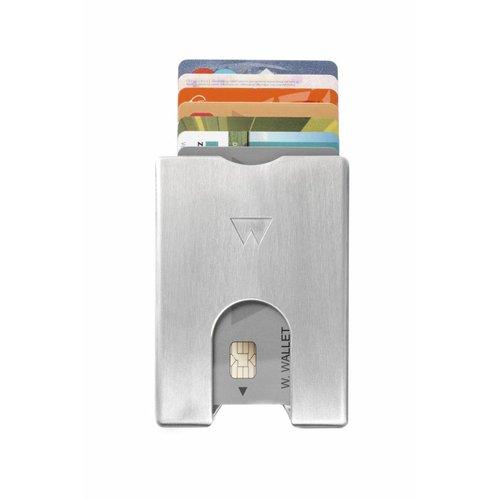Walter Wallet Aluminum Walter Wallet - Raw