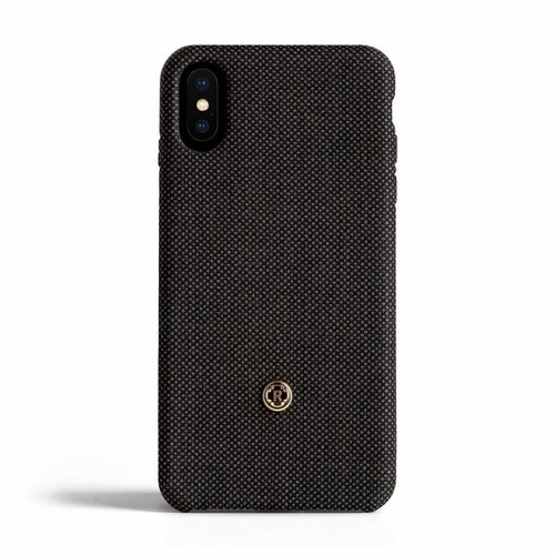 Revested iPhone X Case - Bird's Eye
