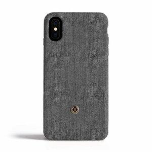 Revested iPhone X Case - Herringbone