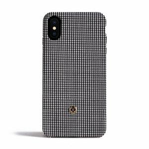 Revested iPhone X / Xs Case - Pied de Poule