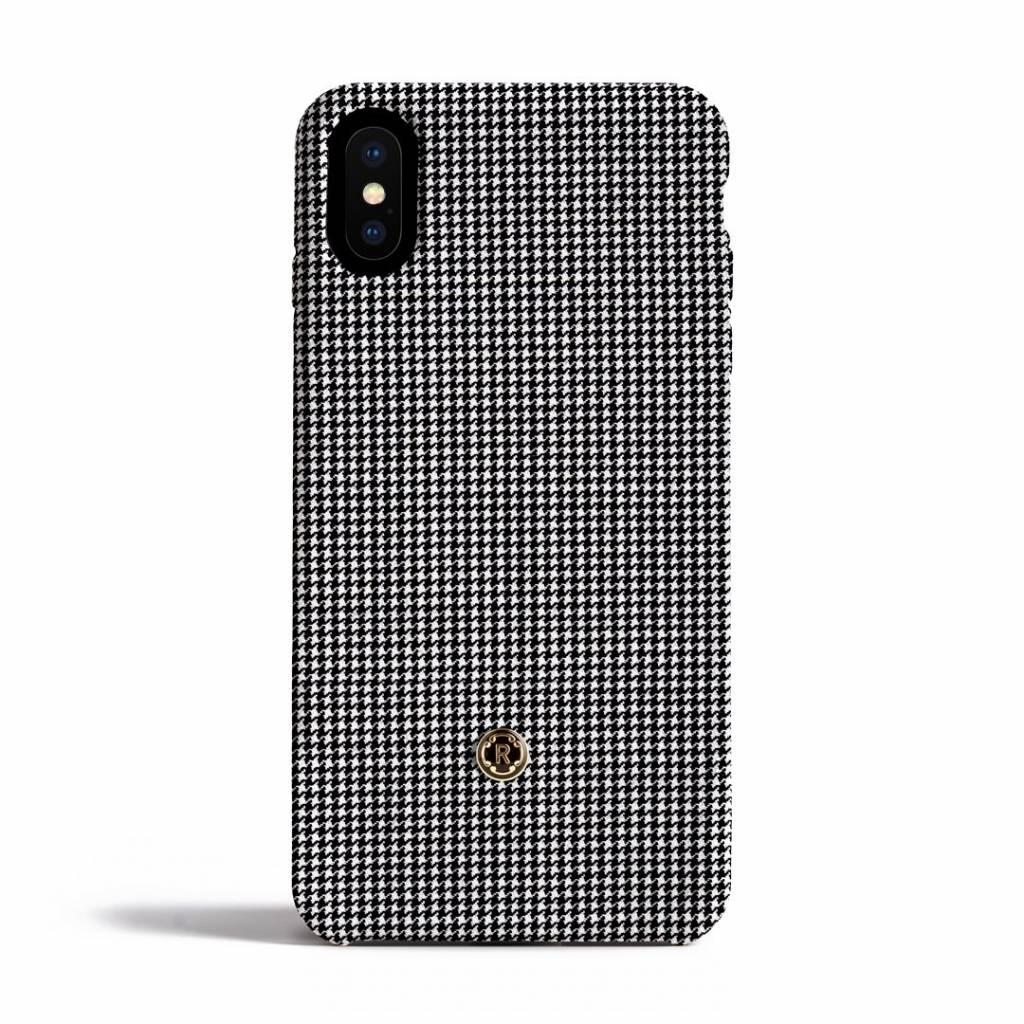 iPhone X Case - Pied de Poule