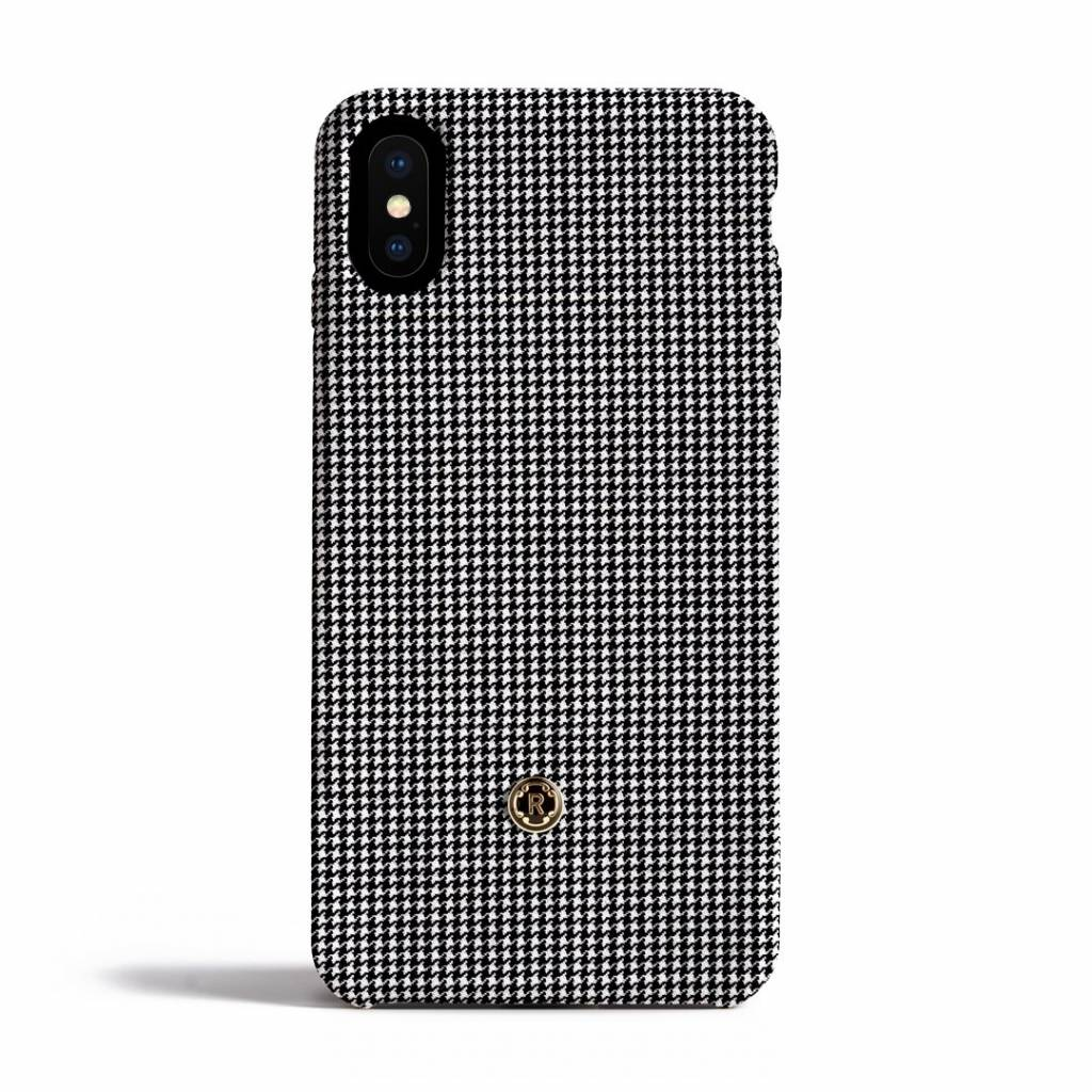 iPhone X/Xs Hoesje - Pied de Poule