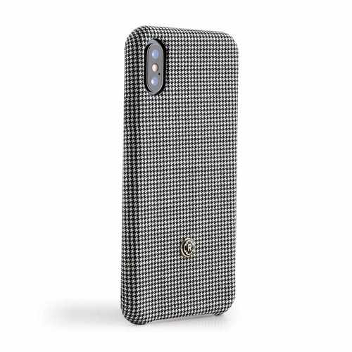 Revested iPhone X Case - Pied de Poule