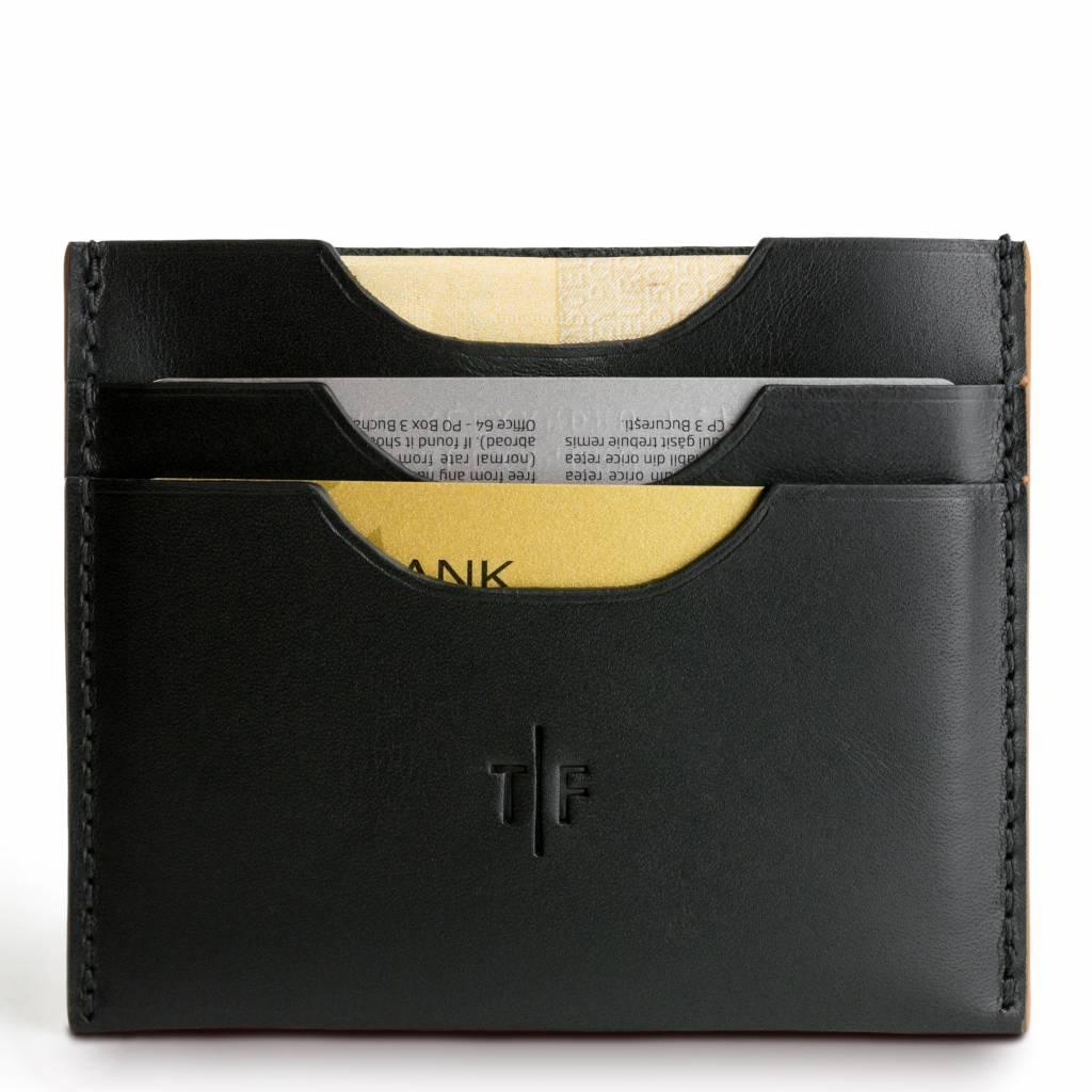 Minimalist Wallet - Black