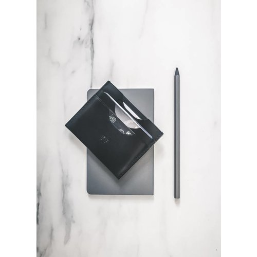 Temporary Forevers Minimalist Wallet - Black