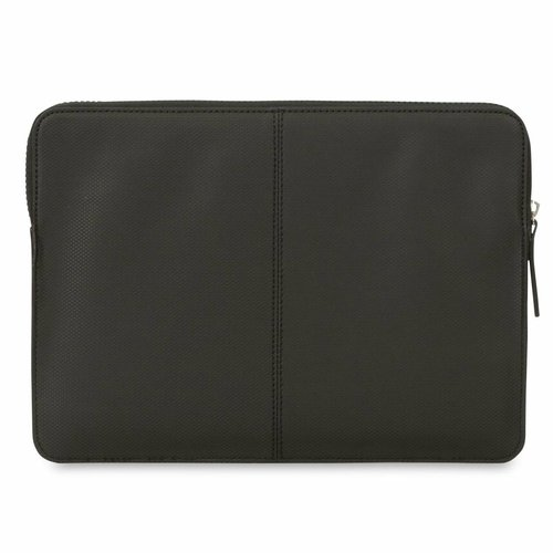 """Knomo Embossed Laptop Sleeve 13"""" - Black"""
