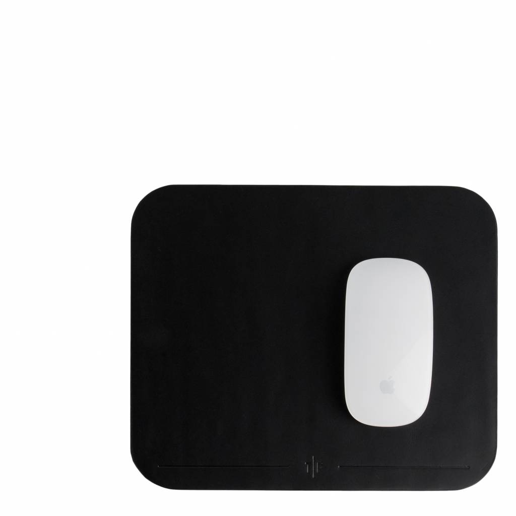 Temporary Forevers Temporary Forevers Mouse Pad Black