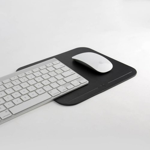 Temporary Forevers Mouse Pad - Black