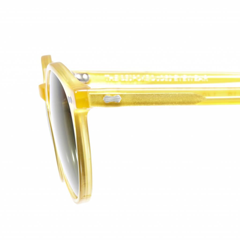 The Bespoke Dudes Eyewear The Bespoke Dudes Eyewear Cran Honey /  Bottle Green