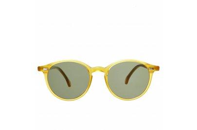 The Bespoke Dudes Eyewear Cran Honey /  Bottle Green