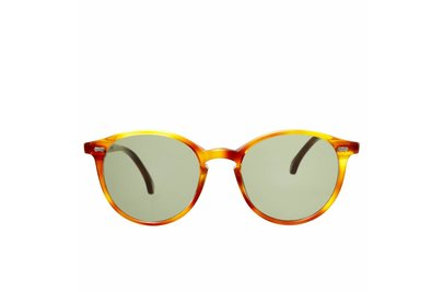 The Bespoke Dudes Eyewear Cran Classic Tortoise /  Bottle Green