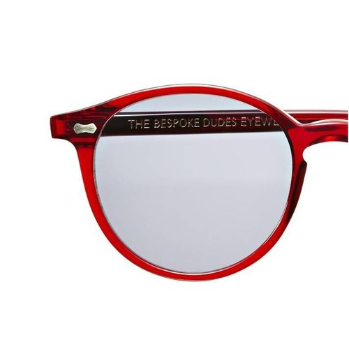 The Bespoke Dudes Eyewear The Bespoke Dudes Eyewear Cran Honey /  Bottle Green - Copy
