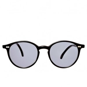 The Bespoke Dudes Eyewear Cran - Black / Gradient Gray