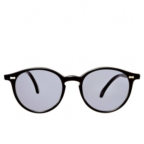 The Bespoke Dudes Eyewear Cran - Black / Gradient Grey