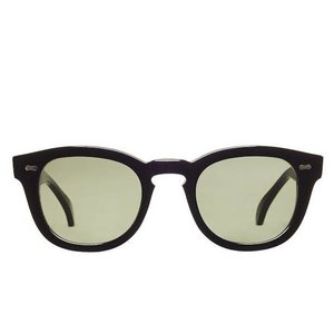 The Bespoke Dudes Eyewear Donegal - Black / Bottle Green