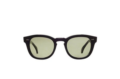 The Bespoke Dudes Eyewear Donegal Black / Bottle Green