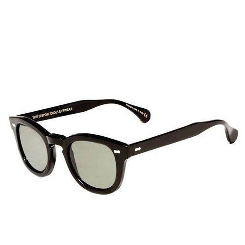 The Bespoke Dudes Eyewear Donegal - Black / Bottle Green