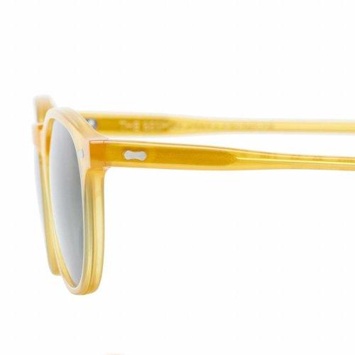 The Bespoke Dudes Eyewear Shetland - Honey / Bottle Green