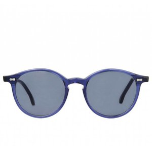 The Bespoke Dudes Eyewear Cran - Blue / Gradient Grey