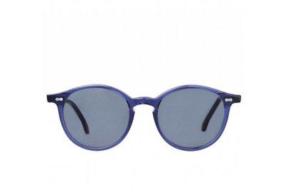 The Bespoke Dudes Eyewear Cran Blue / Gradient Grey