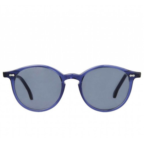 The Bespoke Dudes Eyewear Cran - Blue / Gradient Gray