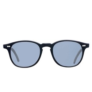 The Bespoke Dudes Eyewear Shetland - Black / Gradient Gray