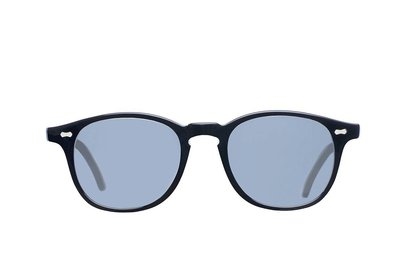 The Bespoke Dudes Eyewear Shetland Black / Gradient Grey