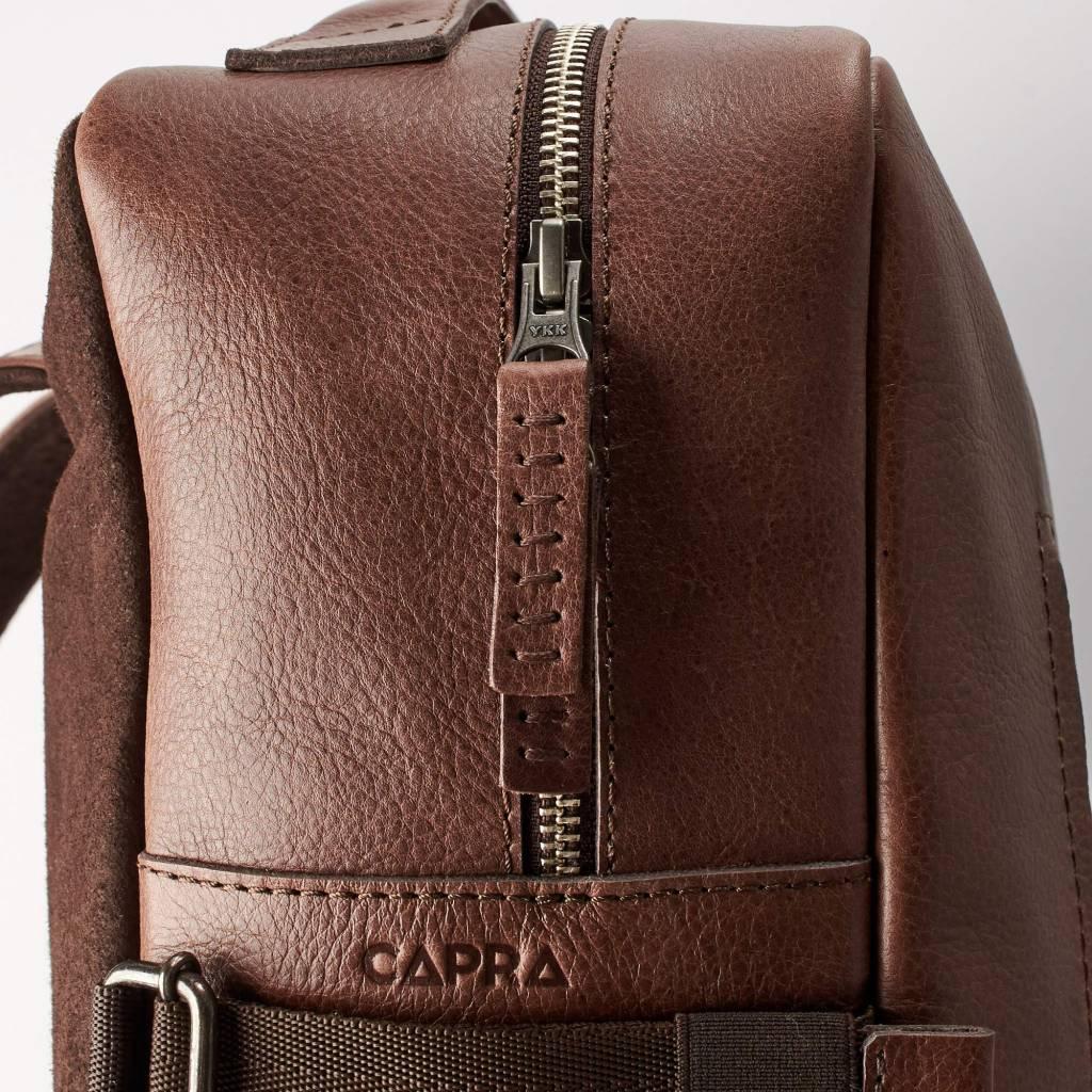 Capra Leather Capra Leather Tamarao Tobacco
