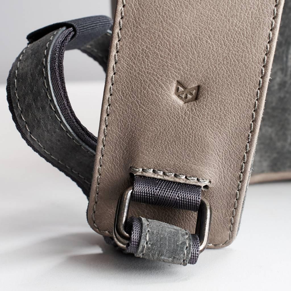 Capra Leather Capra Leather Tamarao Grey