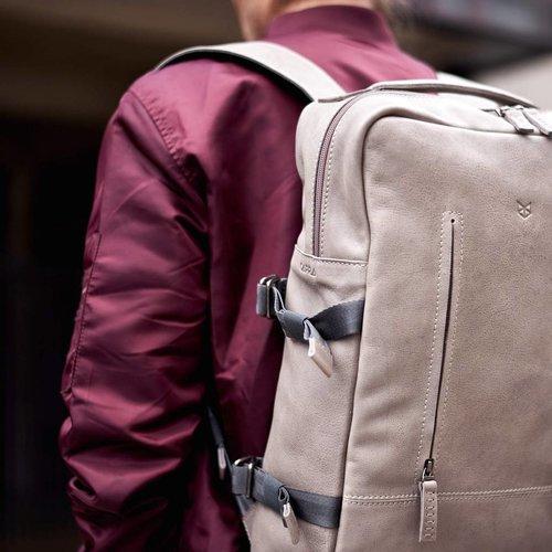 Capra Leather Tamarao - Gray