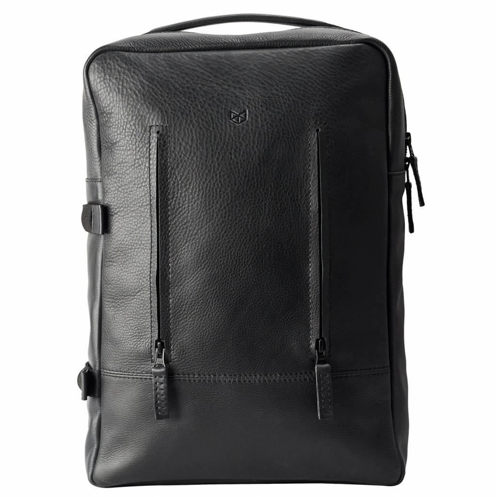 Capra Leather Capra Leather Tamarao Black