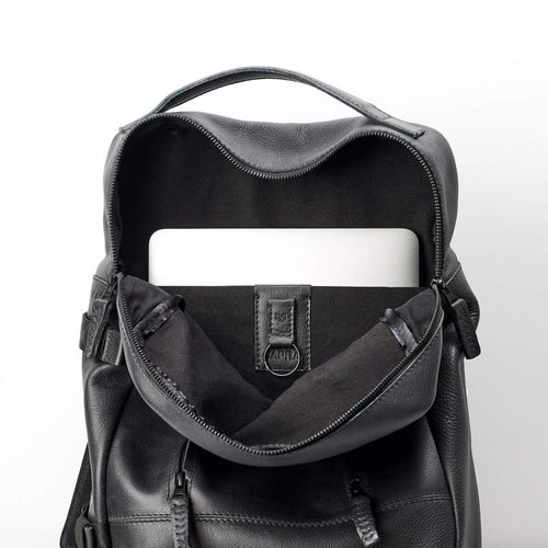 Capra Leather Tamarao - Black
