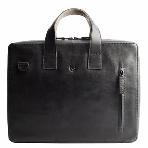 Capra Leather Roko - Black
